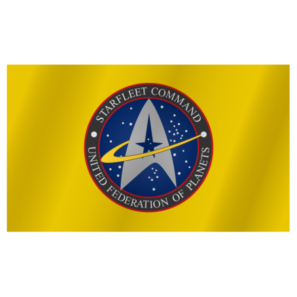 Starfleet command flag2370s a