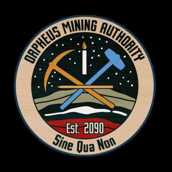 Orpheus mining authority fixed