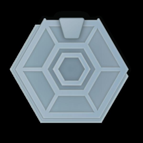Romulan radiation tag