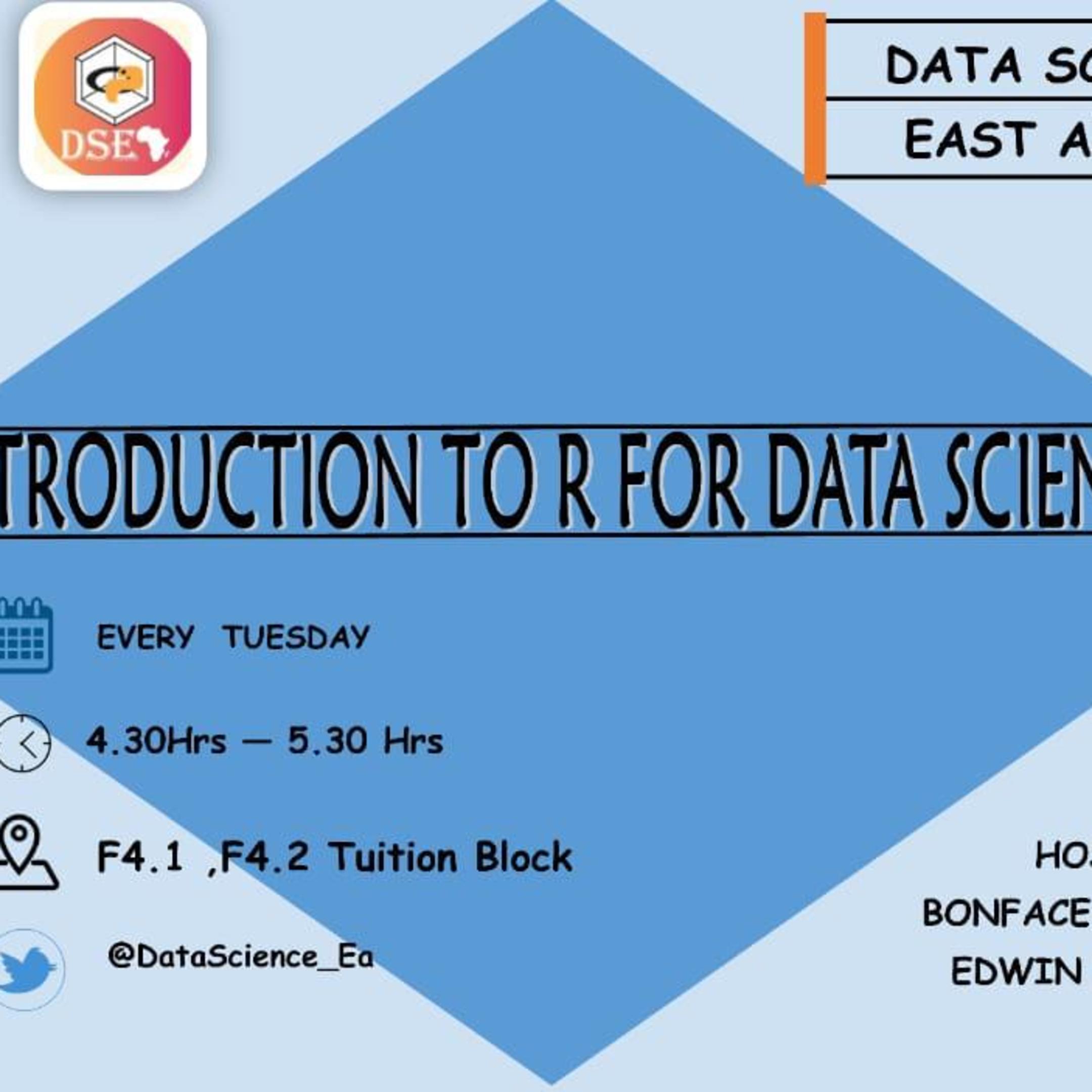 Studydive: Курс. Python/R for Data science