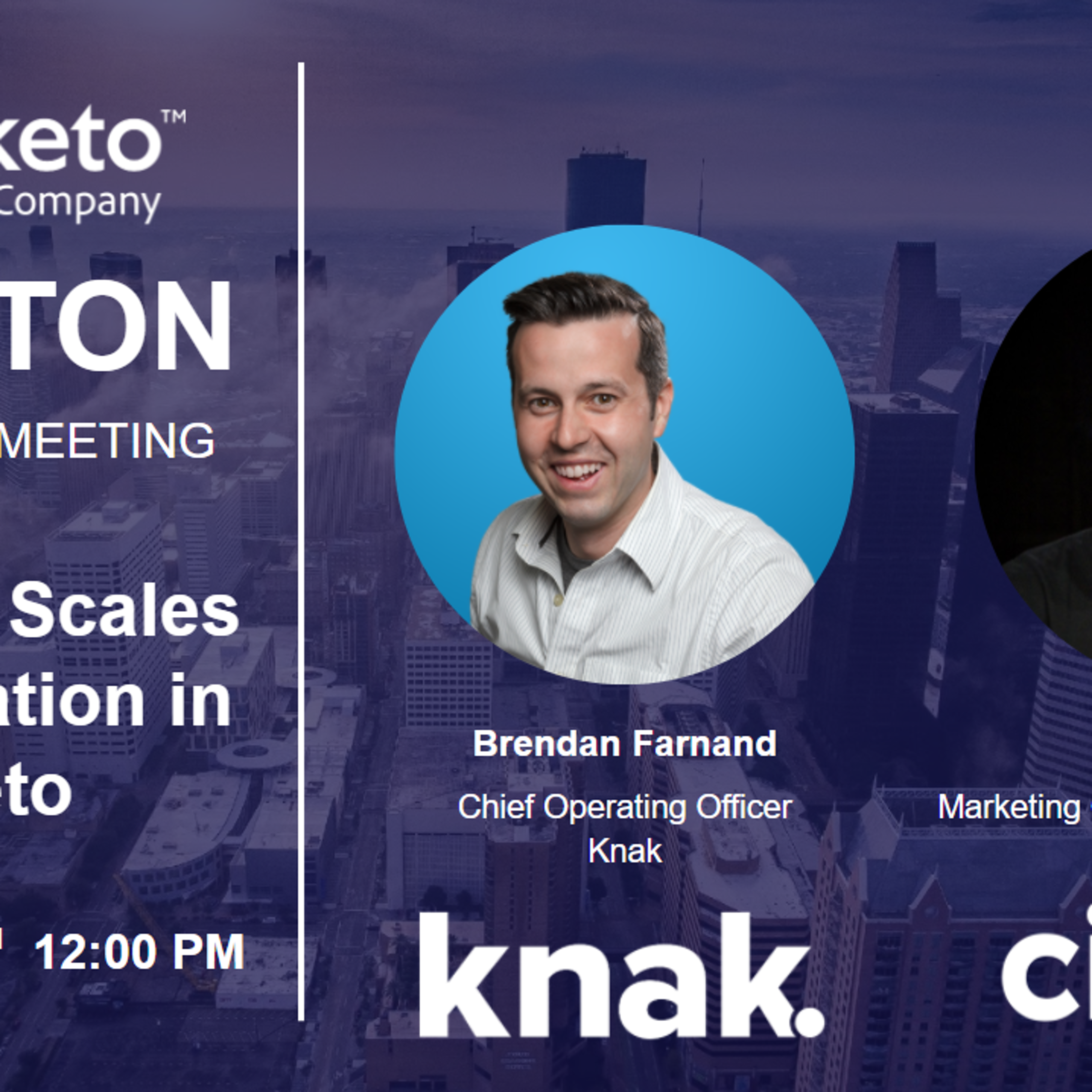 MUGHouston: https://t.co/T9kYjH23mnnnRSVP HERE 👆👆👆 It's on 9/17 and it's going to be sweeeeet!nn#MarketingOps… https://t.co/P71HGRifo0