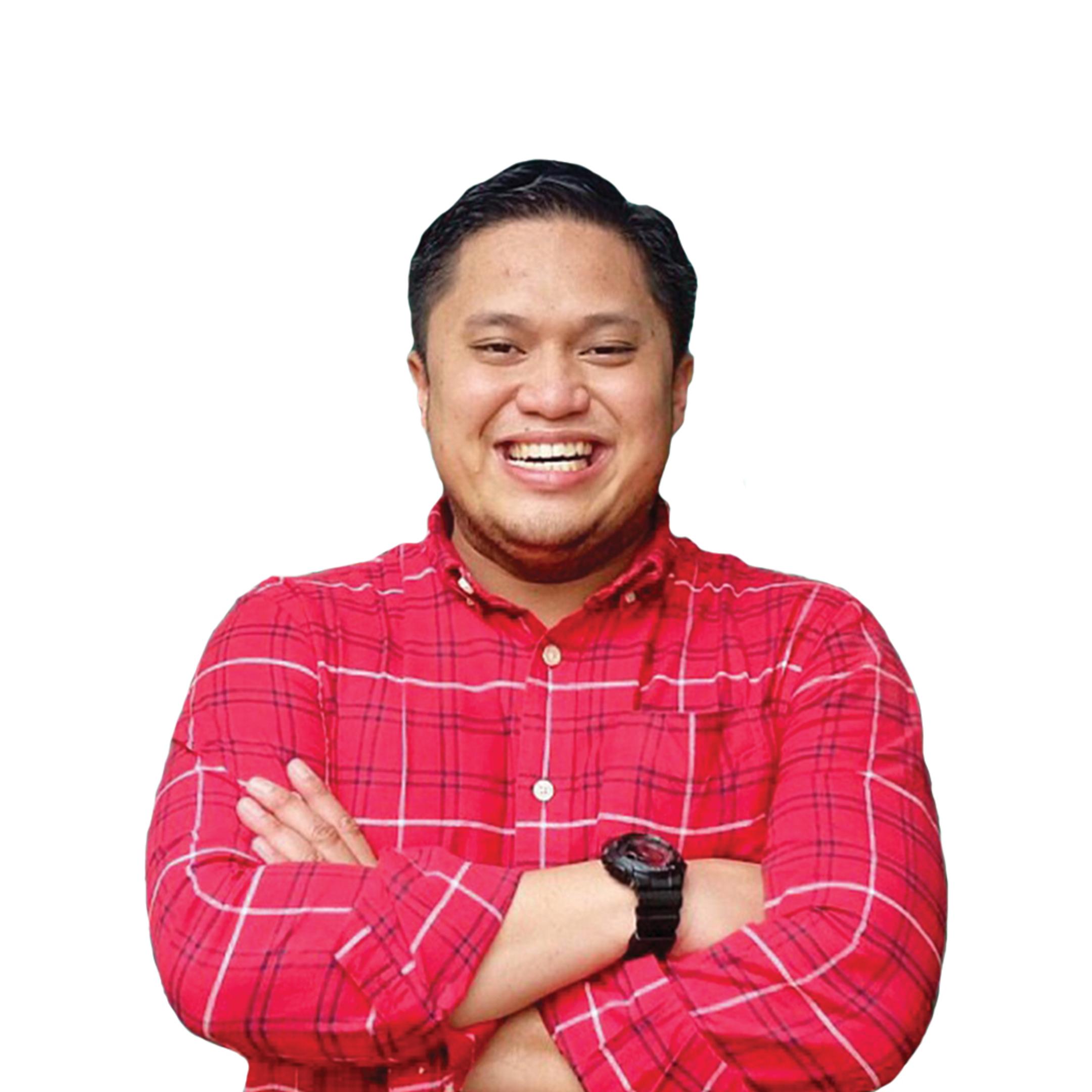 See Indra Wiralaksmana Head Of Ninja Xpress Indonesia At Startup Grind Jakarta