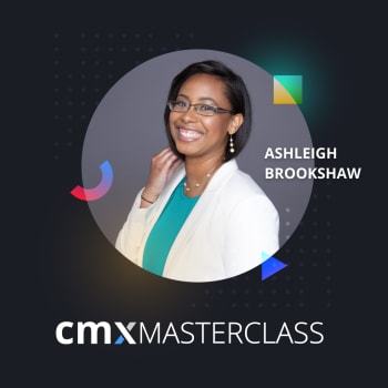 CMX Masterclass: Creating An Equitable Online Member Experience