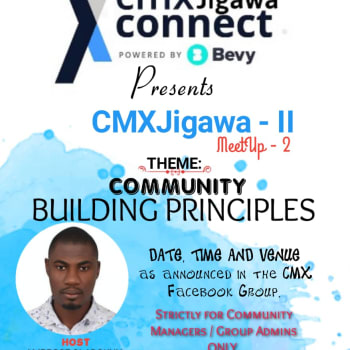 COMMUNITY BUILDING PRINCIPLES