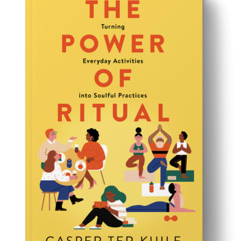 [Online Event] Learn about the Power of Ritual with Casper ter Kuile