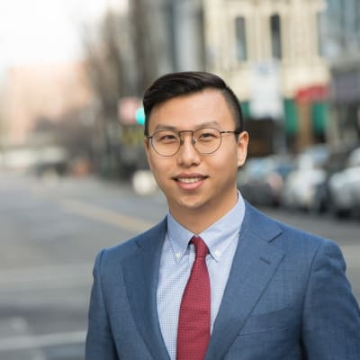 Eric Huang (Forth)