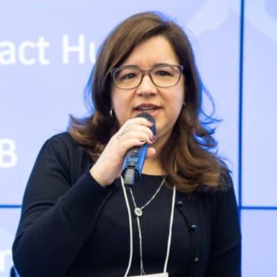 Sheila Pires (Diretora AGING Brasilia)