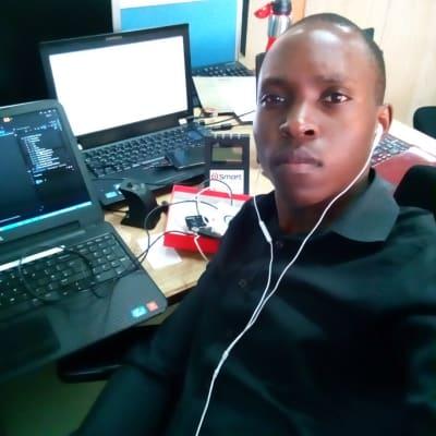 Benson Okiora (KEDevelopers)