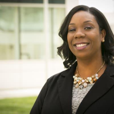 Sheree Criner (Kaiser Permanente, Capitol City Black Nurses)