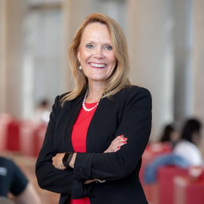 Dr. Sharon Tucker (The Ohio State University: School of Nursing)