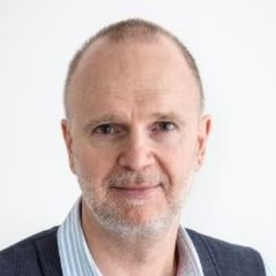 Richard Lees (Chief Strategy Officer)