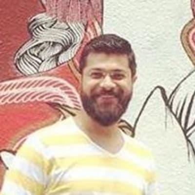 Dishant Bhasin's avatar.'