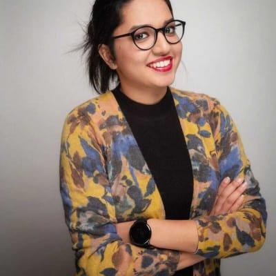kavita Sharma's avatar.'