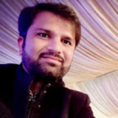 Muhammad Usman Khalid's avatar.'