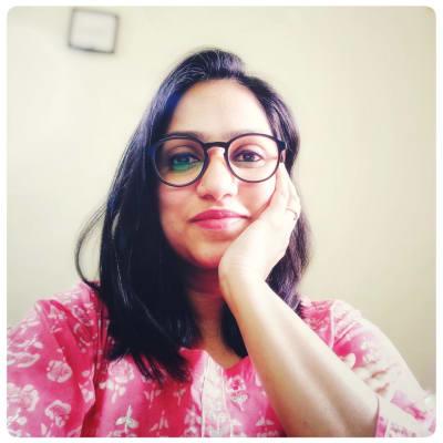 Ritu Mittal Mukherjee's avatar.'