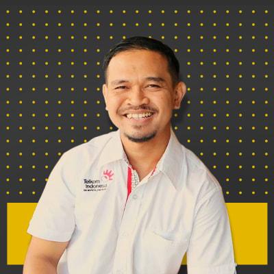 Herry Fahrur Rizal (PT Telkom Indonesia)