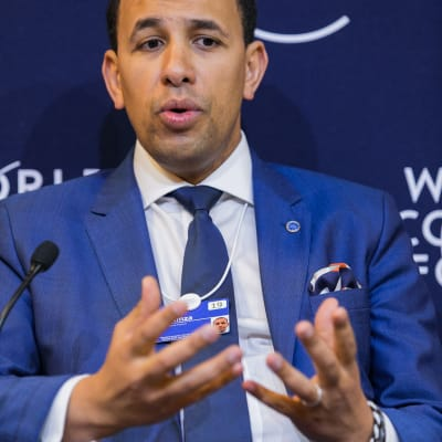 Wadia Ait Hamza (World Economic Forum)