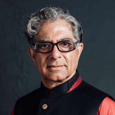 Deepak Chopra (The Chopra Foundation)