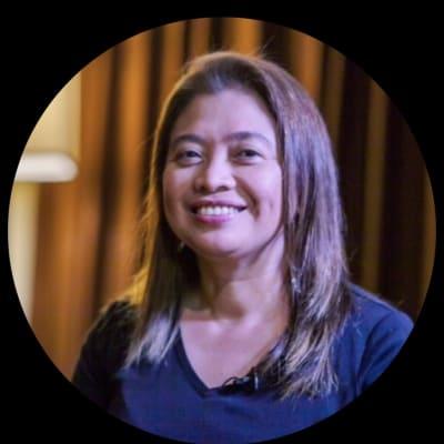 Tina Amper's avatar.'