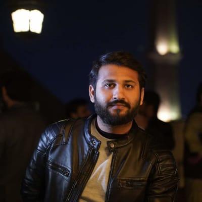Muhammad Uzair Khan's avatar.'