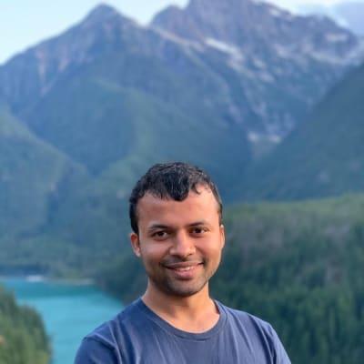 Vishal Pathik Gupta's avatar.'