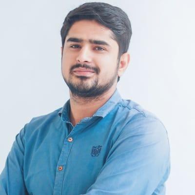 Abdullah Ramzan's avatar.'