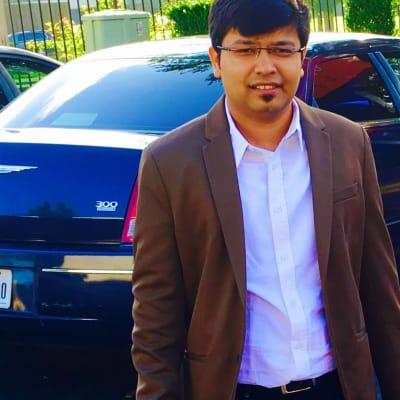 Rahul Krishna Upadhyaya (JP Morgan Chase & Co)