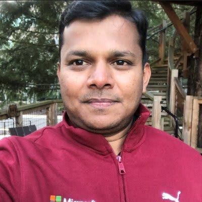 Maheshkumar R (Microsoft)