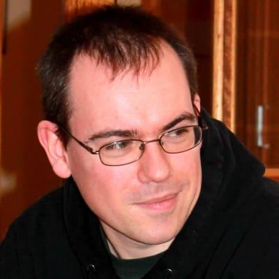 Rory McCune (Aqua)