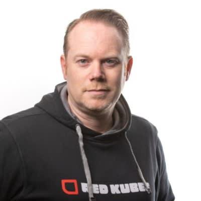 Sander Rodenhuis (Red Kubes)