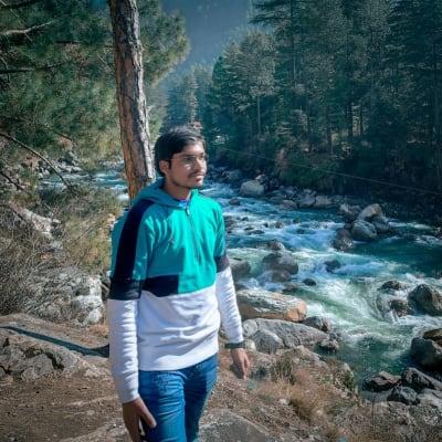 Lakshya Singh (CNCF)