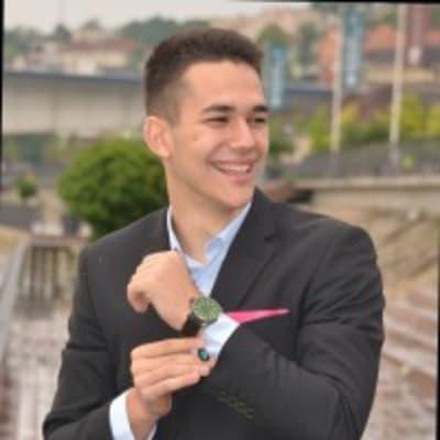 Djordje Dimitrijevic (Red!Tech)