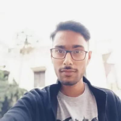 Shreyans Jain (Developer Student Clubs Chandigarh University)