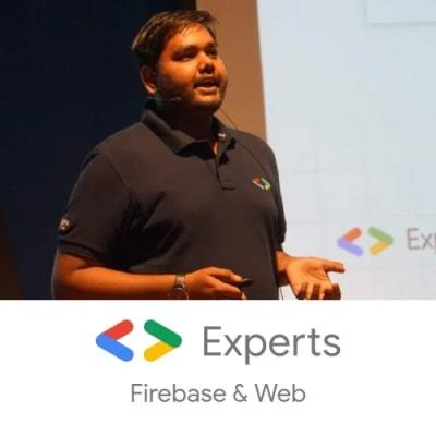 Vrijraj Singh (GDE (Firebase & Web))