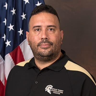 Victor Castro (Department of Defense/ West Point Simulation Center/ Director Army West Point Esports)