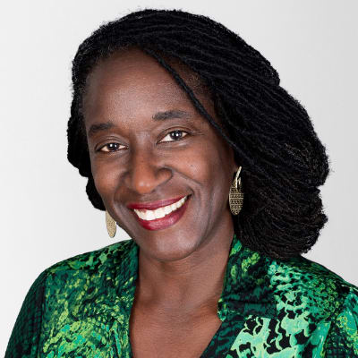 Jacqueline Copeland Ph.D. (The Women Invested to Save Earth (WISE) Fund)