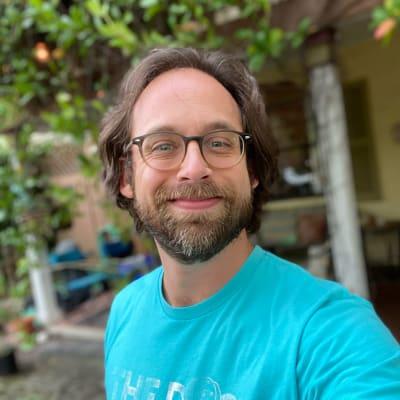 Brian Hinton's avatar.'