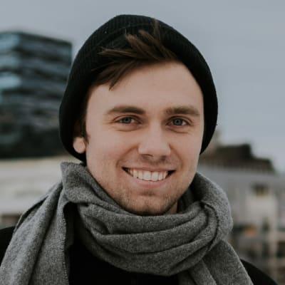 Christian Lunde's avatar.'
