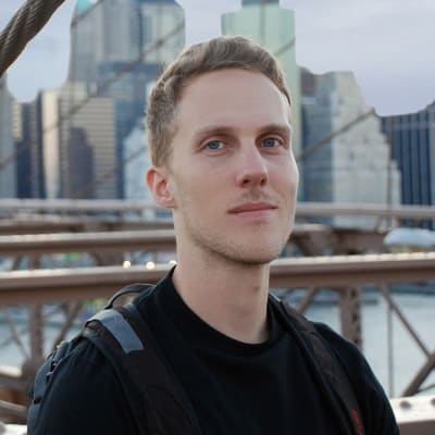 David Bruggisser's avatar.'