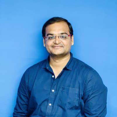 Divyansh Patel's avatar.'