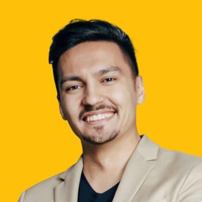 Farid Sabitov's avatar.'