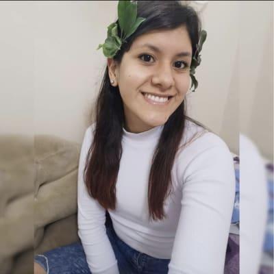 Flavia Alvarado's avatar.'