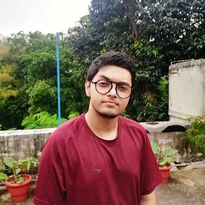 Hansaj Sharma's avatar.'