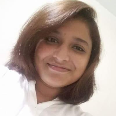 Indrakshi Mukherjee's avatar.'
