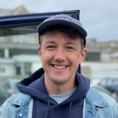 Josh Ward's avatar.'