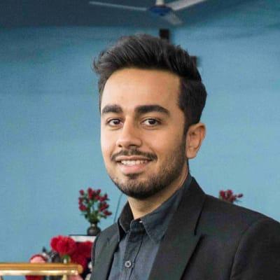 Karan Kapoor's avatar.'