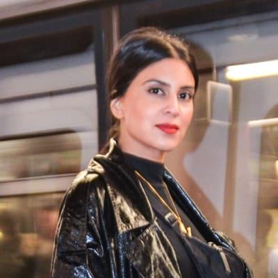 Nadia Hussain's avatar.'
