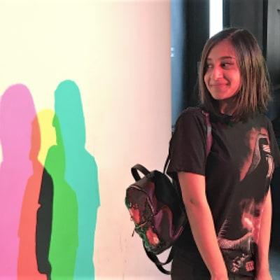 Resham Khanna's avatar.'