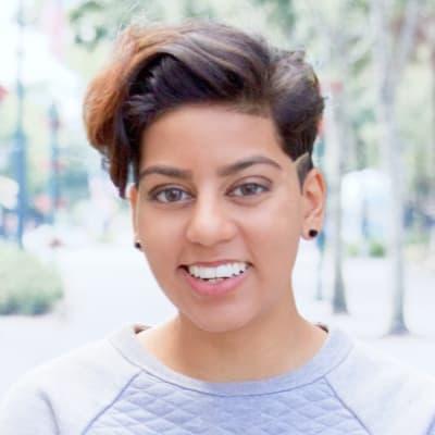 Saleena Beharry's avatar.'