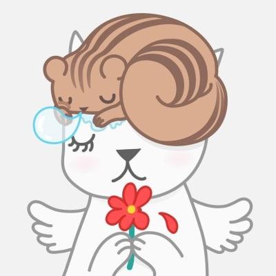 Sangho Lee's avatar.'